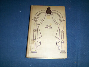 PLAY PARADE-NOEL COWARD-DOUBLEDAY DORAN & CO-1934-VINTAGE!
