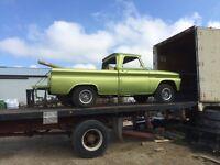 1966 gmc pick up
