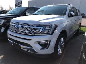 2018 Ford Expedition Platinum Max4x4