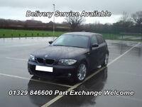 BMW 118 2.0TD 2007MY d M Sport 1