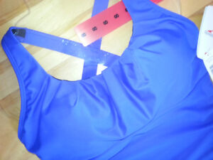 Blue Swimsuit Speedo Sz 8 - BRAND NEWwith Tags