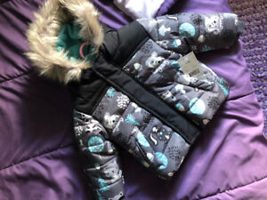 Winter baby items