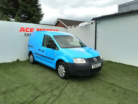 2010 VOLKSWAGEN CADDY 2.0 SDI PD C20,CREW CAB ONLY 84000 MILES WITH SERVICE HIST