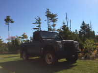 1991 Land Rover Defender 110 200TDI Pickup Truck