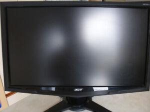 Moniteur LCD Dell 20 pouces  ACER