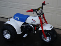HONDA ATC70 NEW PARTS - CUSTOM AND OEM HONDA