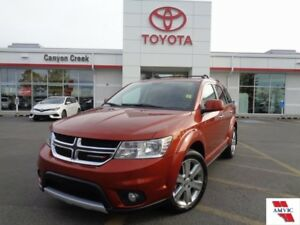 2014 Dodge Journey R/T AWD V6 REAR DVD ENTERTAINMENT SYSTEM
