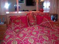 Déco de chambre (literie, rideaux et plus)