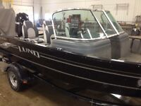 Lund 1725 Rebel XL Sport Fishing Boat