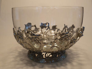 Seagull Pewter bowl and wine glasses - like new condition! Oakville / Halton Region Toronto (GTA) image 7