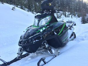 2010 Arctic cat M8 162
