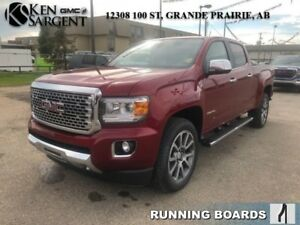 2019 GMC Canyon Denali  -  Bed Liner -  Running Boards