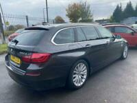 2014 14 BMW 5 SERIES 520D LUXURY TOURING (£3,645 OF EXTRAS) AUTO 5DR DIESE