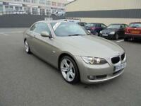 2010 BMW 320 2.0TD auto d SE Highline Convertible Finance Available