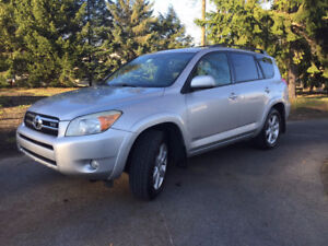 Toyota RAV4 Limited Edition 2007