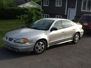 2004 Pontiac Grand Am Sedan $1500