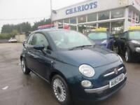 2013 Fiat 500 1.2 Lounge 3dr (start/stop)