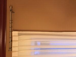 Pôles  pour rideaux