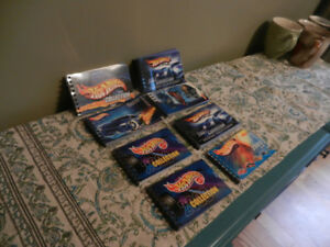 Hot Wheels Collectible Guides 2000-2007 Bugatti,NissanLot of 8