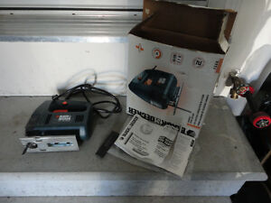 Black and Decker variable seed jig saw London Ontario image 1