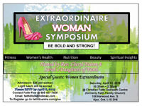 Extraordinaire Woman Symposium