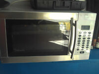 ***GREAT DEAL*** Danby Stainless Steel Microwave