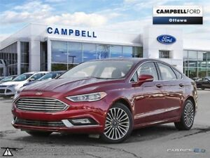 2017 Ford Fusion SE AWD-LEATHER-NAV BESY BUY