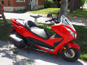 2014 Honda Forza 300 - Automatic - Only 2200 Kms