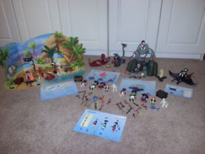 Playmobil Pirates Lot