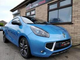 2011 RENAULT WIND GT LINE 1.2TCE CONVERTIBLE PETROL