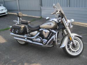 Yamaha road star 2004