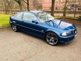 2000 BMW 3 Series 2.8 328Ci Coupe 2dr Petrol Manual (216 g/km, 193 bhp)