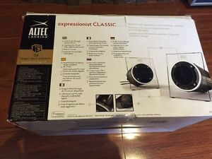 Altec Lansing FX2020 Expressionist speakers Windsor Region Ontario image 2