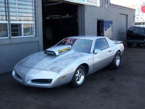91 trans Am Race Car Complete no motor