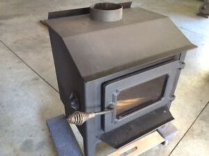 Rarely used wood stove Cambridge Kitchener Area image 2
