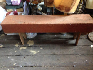 Vintage 1970s Benches $20 each