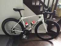 Vélo en carbone: nouveau Trek Émonda S5 2015 (52 cm)