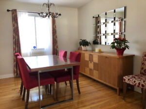 Independent house with 3 bedrooms,nice place in Lachine for rent