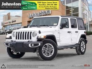 2018 Jeep Wrangler Unlimited Sahara 4x4  - Remote Start - $145.2