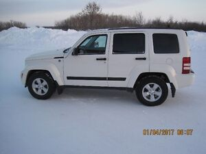 2009 Jeep Liberty SUV,