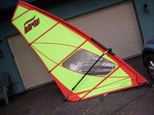 4.7 SM windsurfing Rig complete  $300