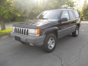 1998 Jeep Grand Cherokee BC Vehicle One Family owner