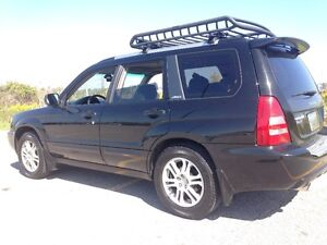 2004 Subaru Forester XT Wagon 5 SPEED MANUAL RARE