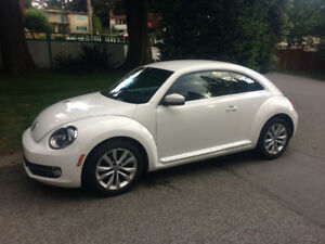 2014 VW Beetle TDI HIGHLINE