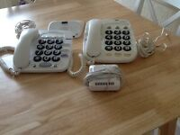 BIG BUTTON TELEPHONES