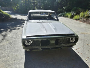 67 Cuda Notchback project for sale
