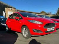 2015 Ford Fiesta 1.25 Zetec 3dr (EU6) Hatchback Petrol Manual