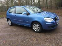 Volkswagen Polo 1.4 ( 75P ) Automatic 2006 56 SE 3 Door Only 40000 Miles!