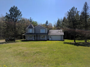 4052-4054 ROUTE 115, NOTRE DAME! LARGE DUPLEX ON OVER 2 ACRES!