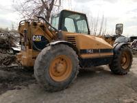 1996 Cat Telehandler Sale Calgary Alberta Preview
